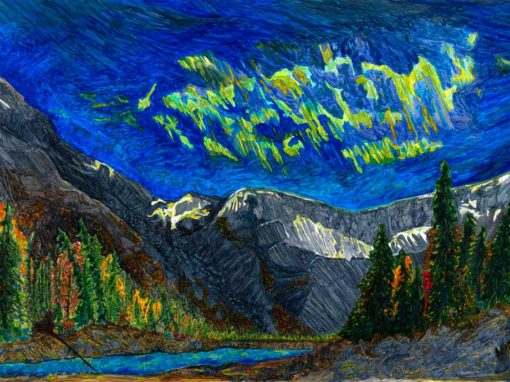 Mountain Fresh (View Print Price/Purchase)